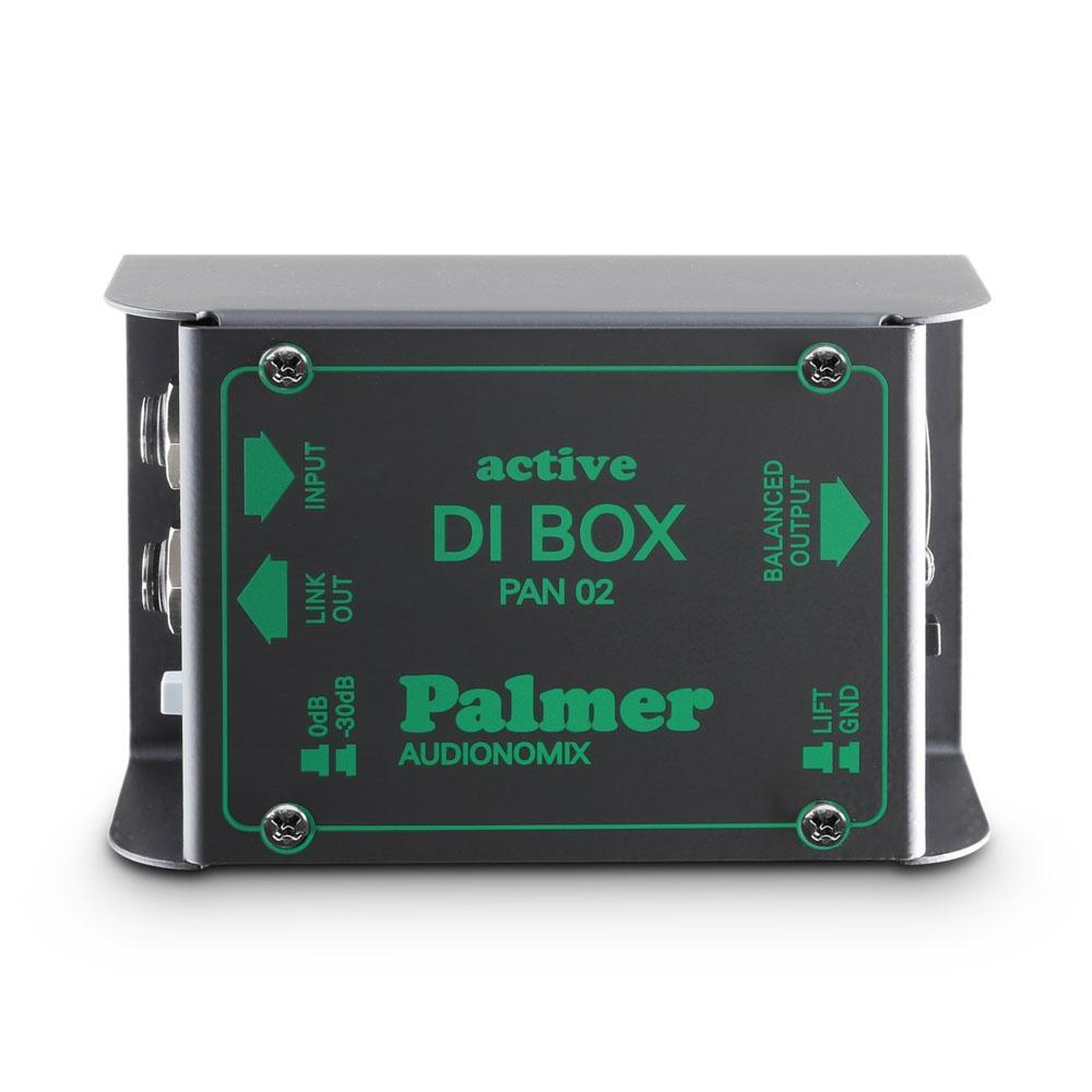Palmer Pro PAN 02 DI Box aktiv