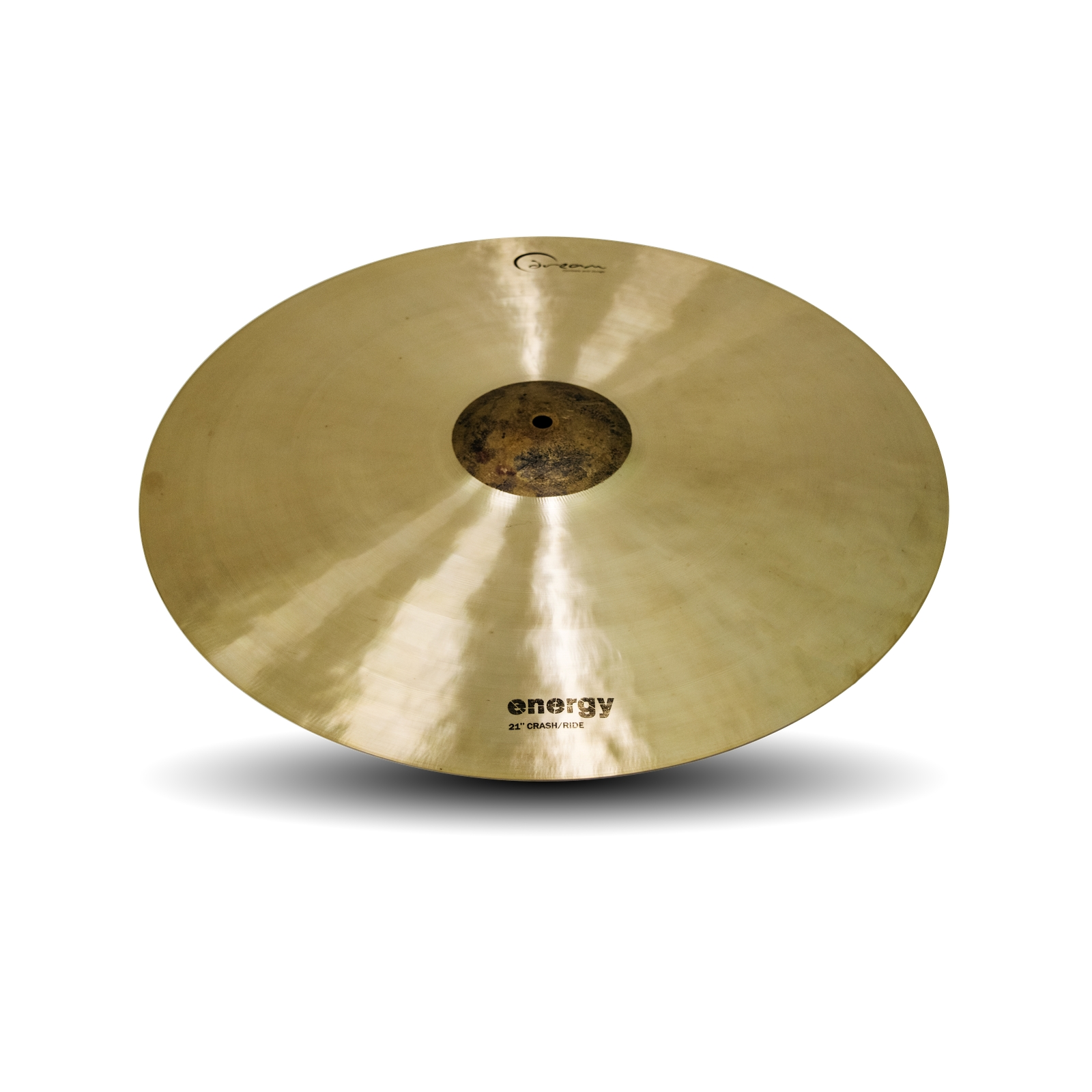 "Dream Cymbals Energy Series 21"" Crash/Ride"