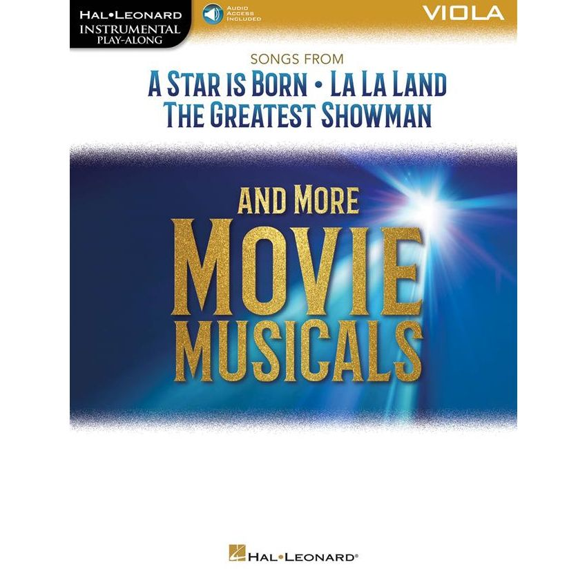 Songs from A star is born La La Land The greatest showman and more movie musicals