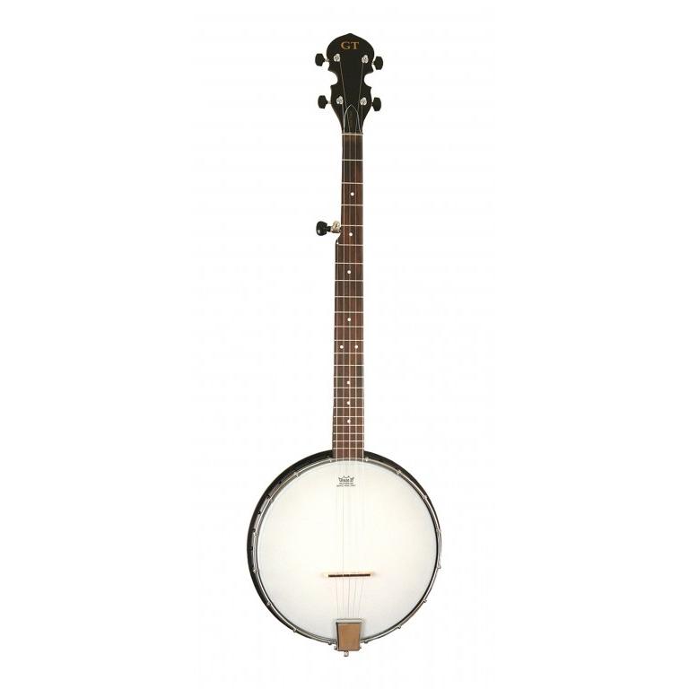 Gold Tone 5-String Banjo Open Back mit Tasche