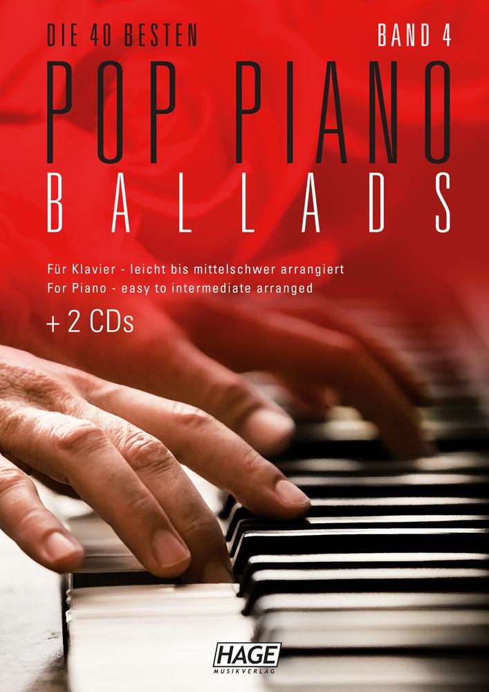 Die 40 besten Pop Piano Ballads 4