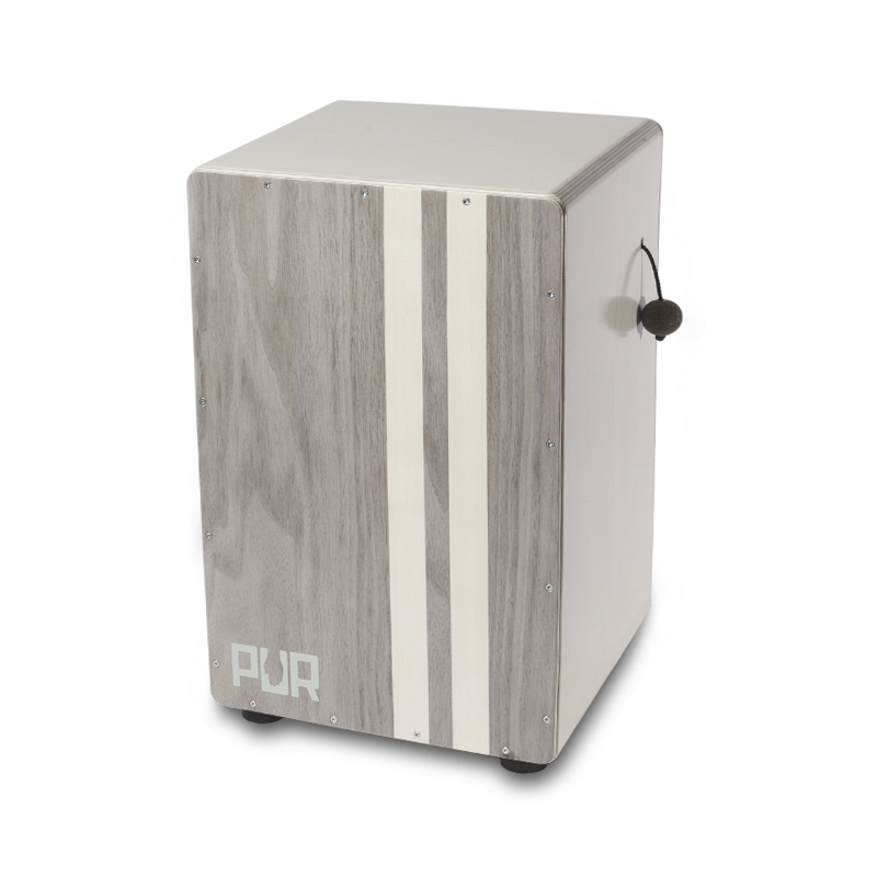 PUR Cajon Stained OQ Nuss