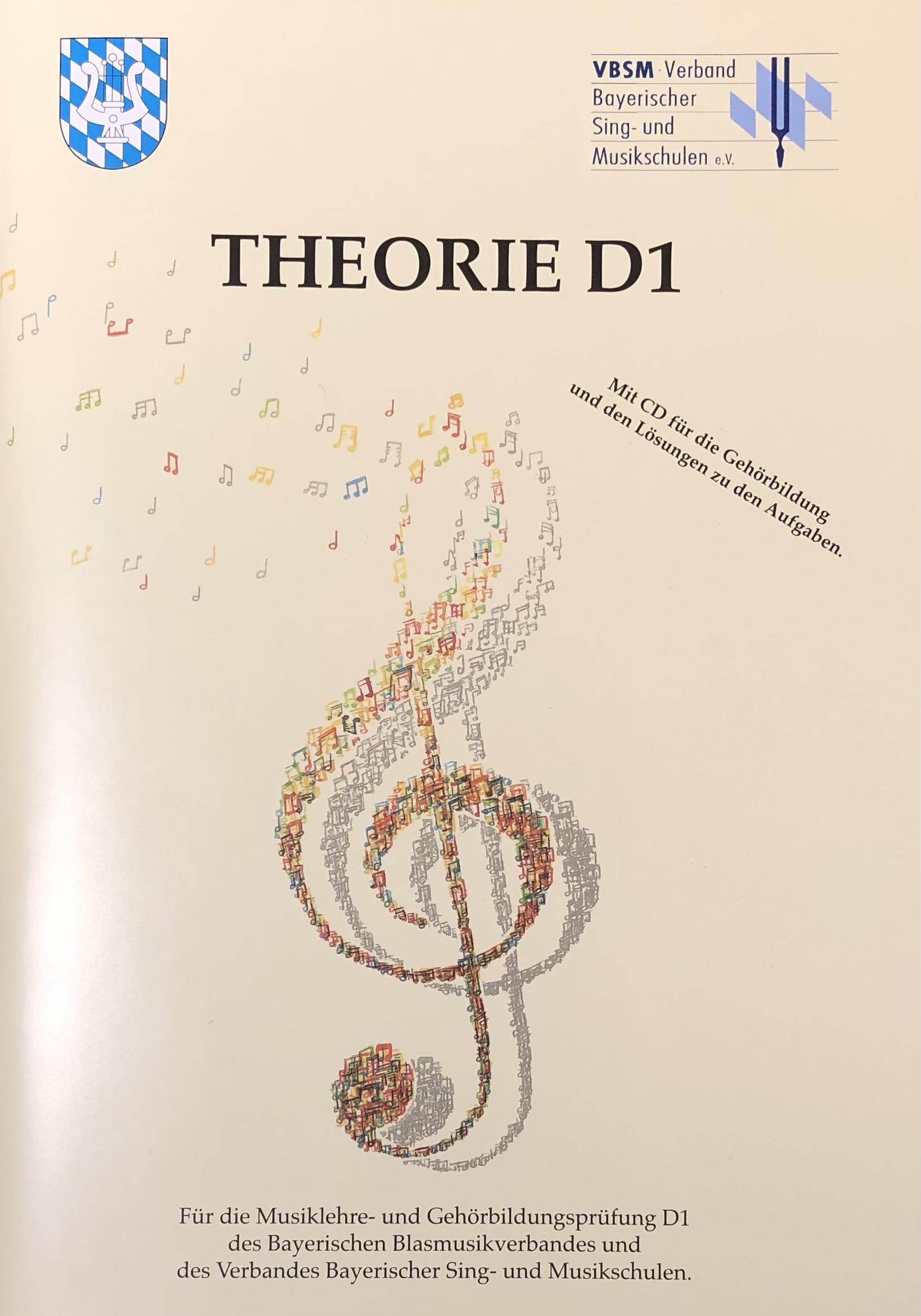 Theorie D1 - Theorie + Gehörblidung