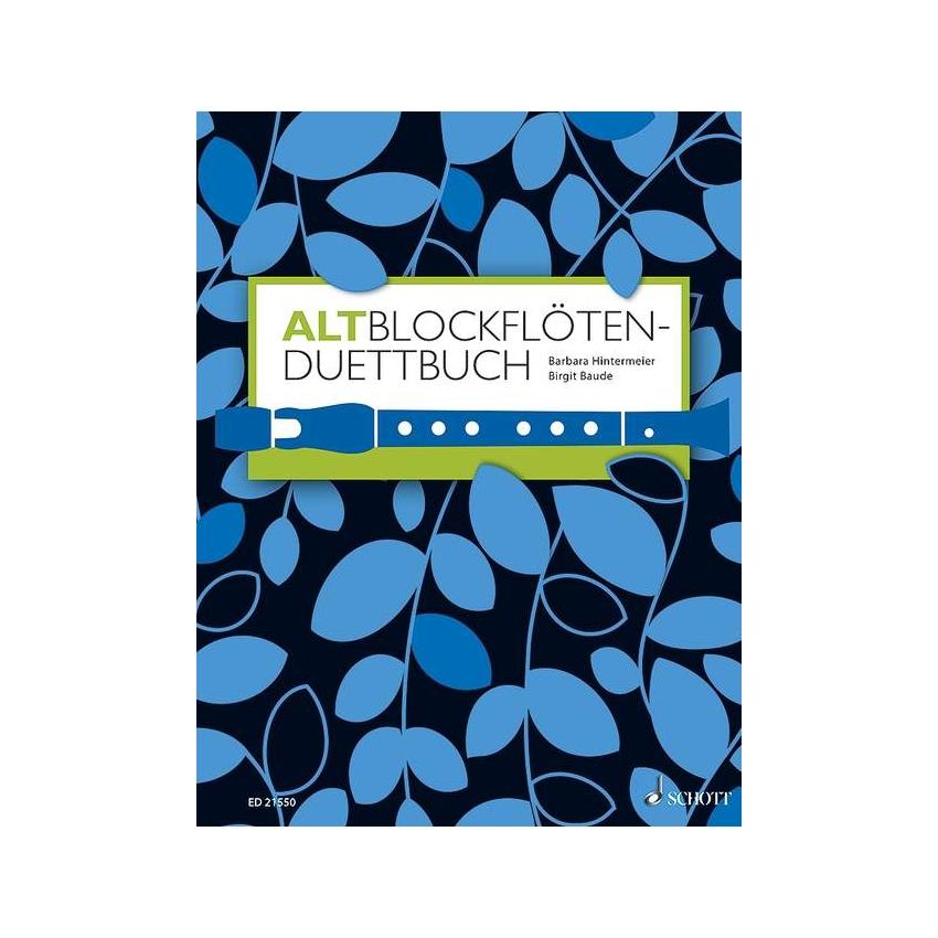 Altblockflöten Duettbuch