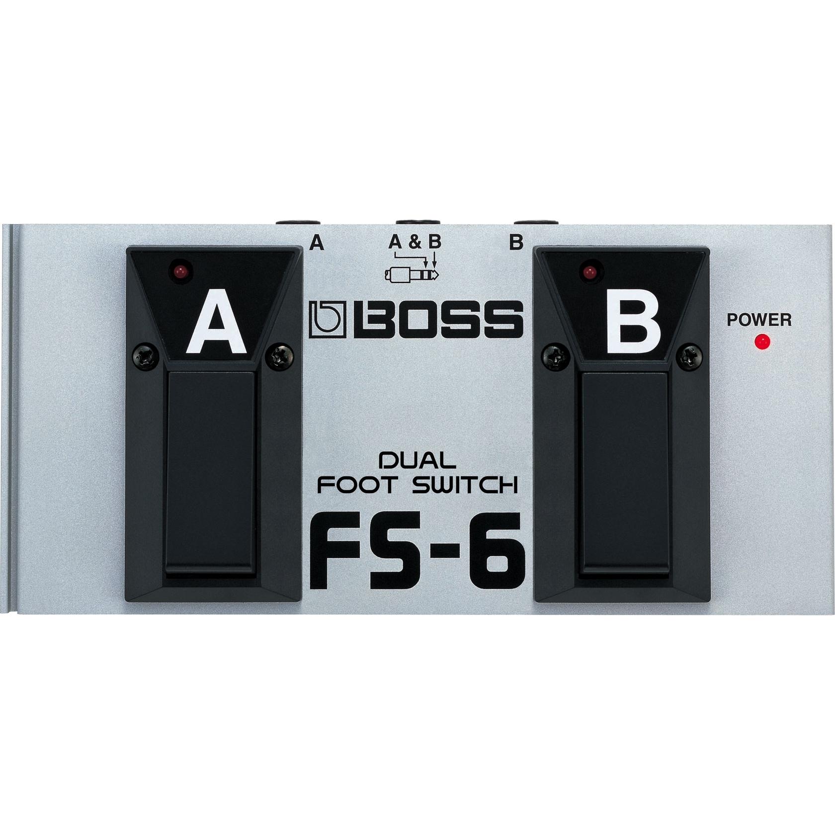 Boss FS 6 Doppel Fußschalter