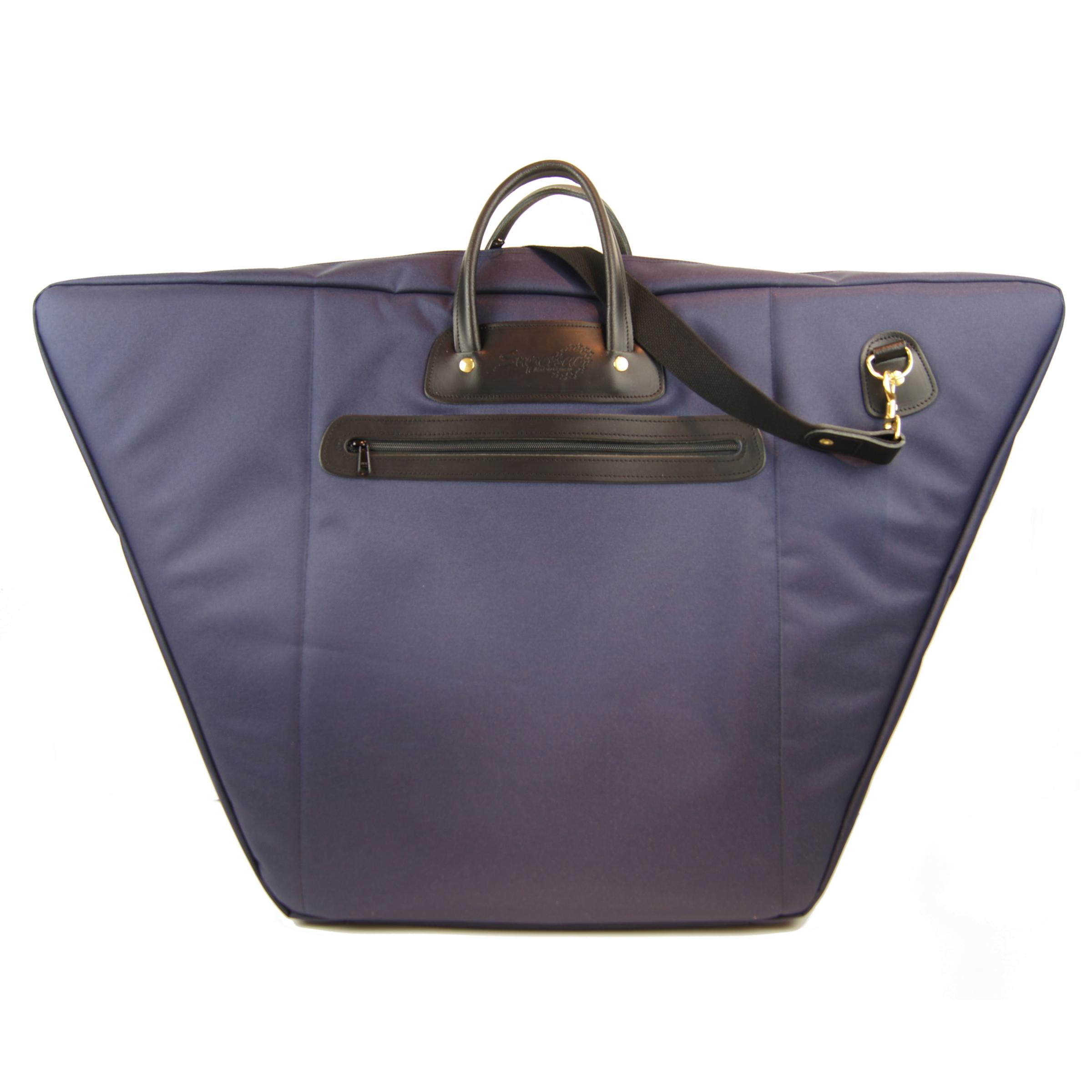 Supersac Tasche für Hackbrett blau