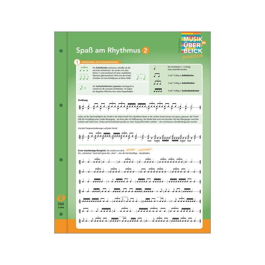 Spass am Rhythmus 2