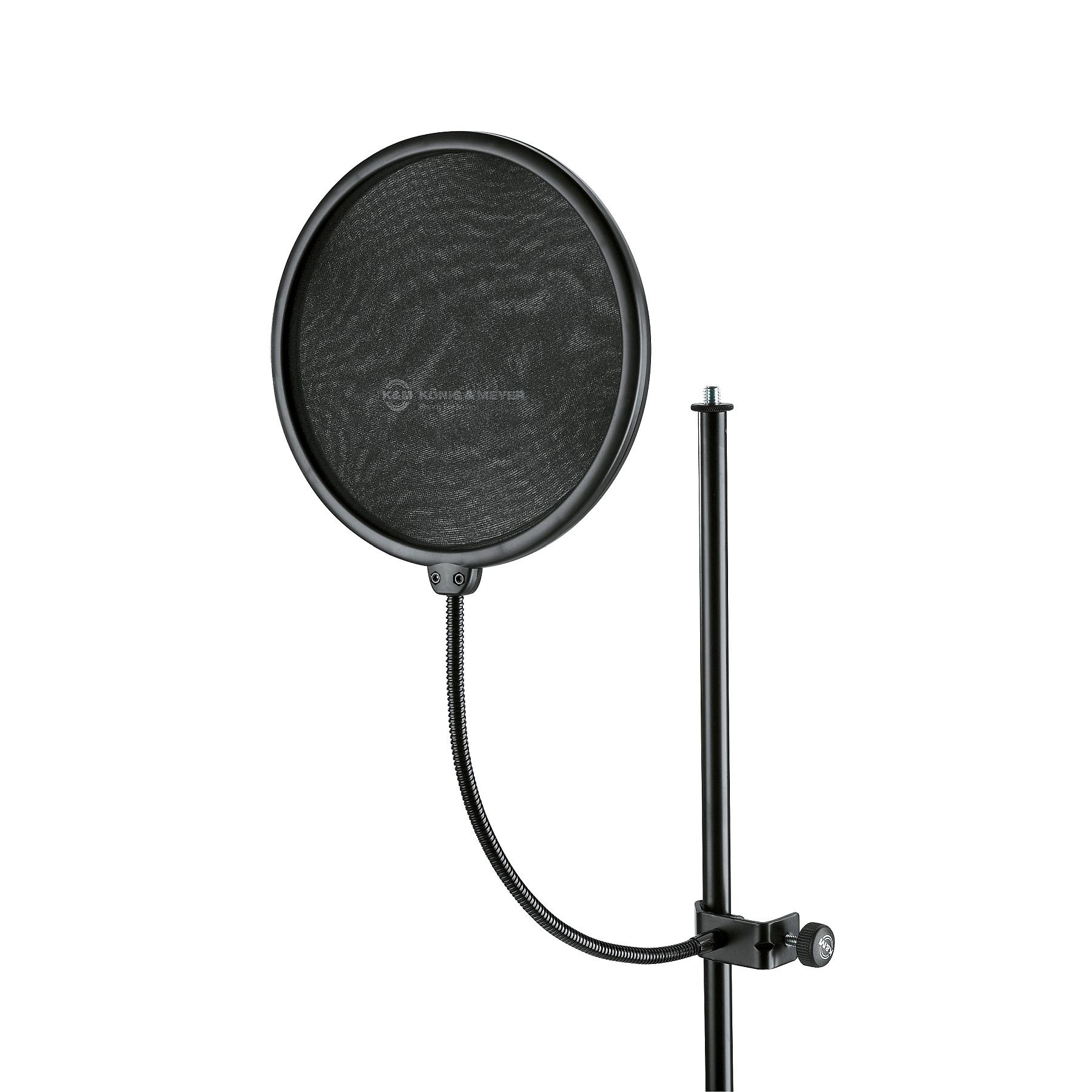 K&M Popkiller 20cm für Mikrofonstativ