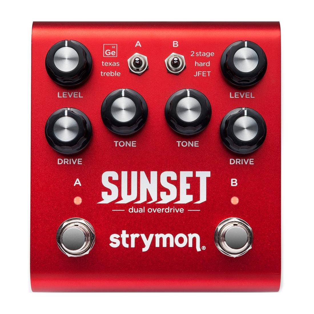 Strymon Sunset - Dual Overdrive