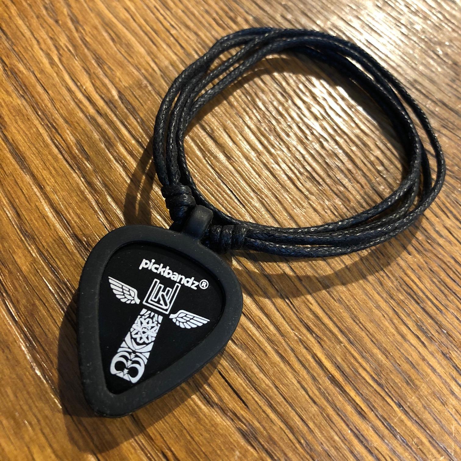 Pickbandz Halsband Epic Black