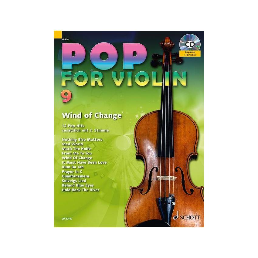 Pop for Violin 9