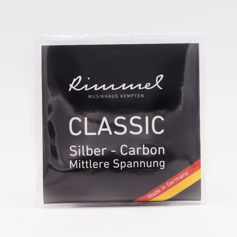 Rimmel Classic Silber-Carbon Mittlere Spannung