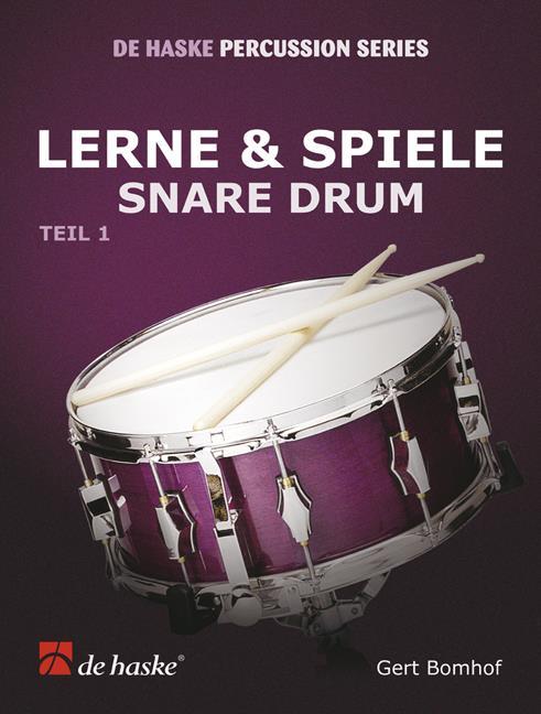 Lerne & spiele Snare Drum 1