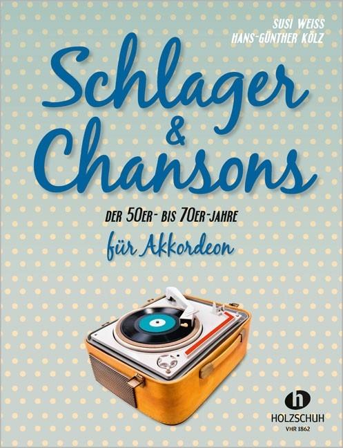 Schlager + Chansons der 50er bis 70er Jahre