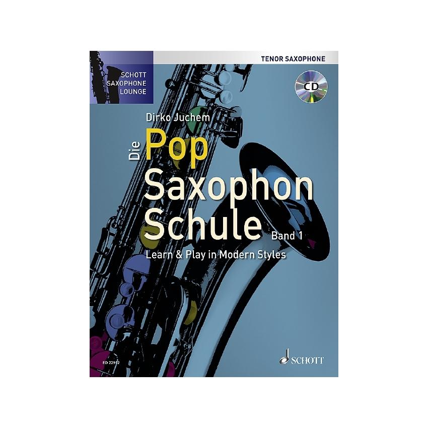 Die Pop Saxophon Schule 1
