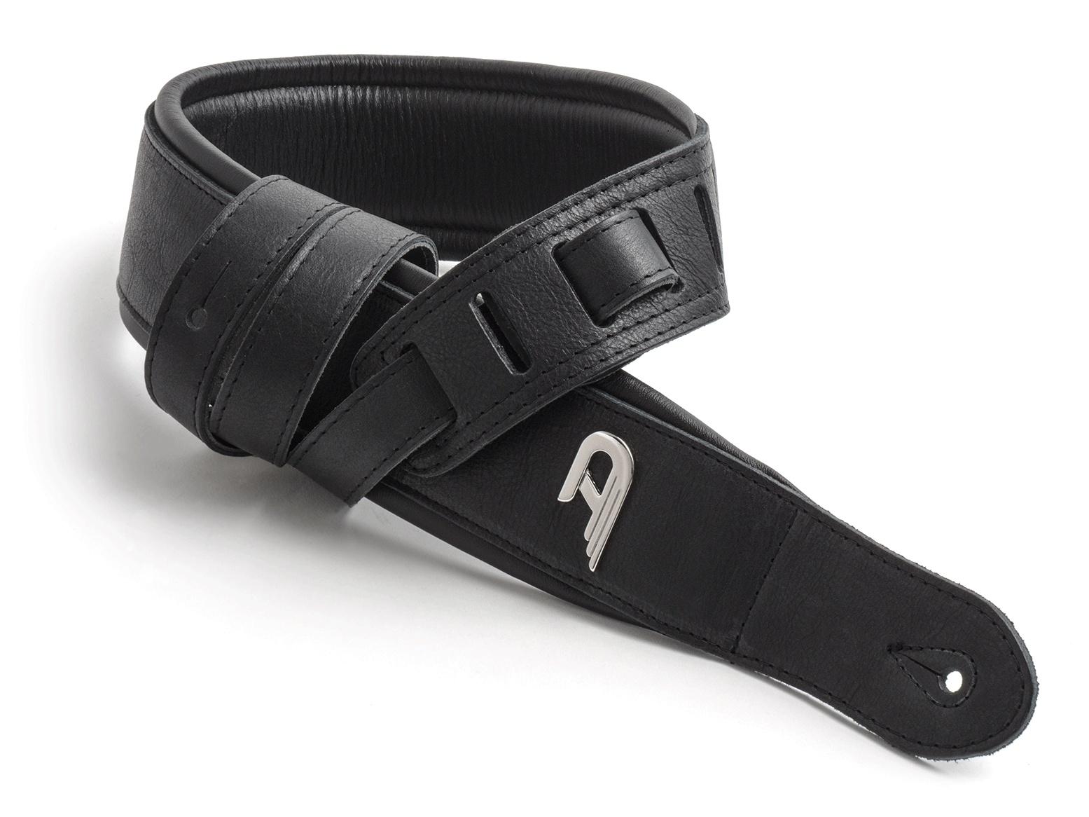 Duesenberg Gitarrengurt Custom Strap Black on Black