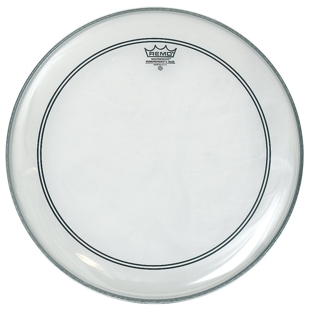 """REMO 22"""" Powerstroke 3 clear"""