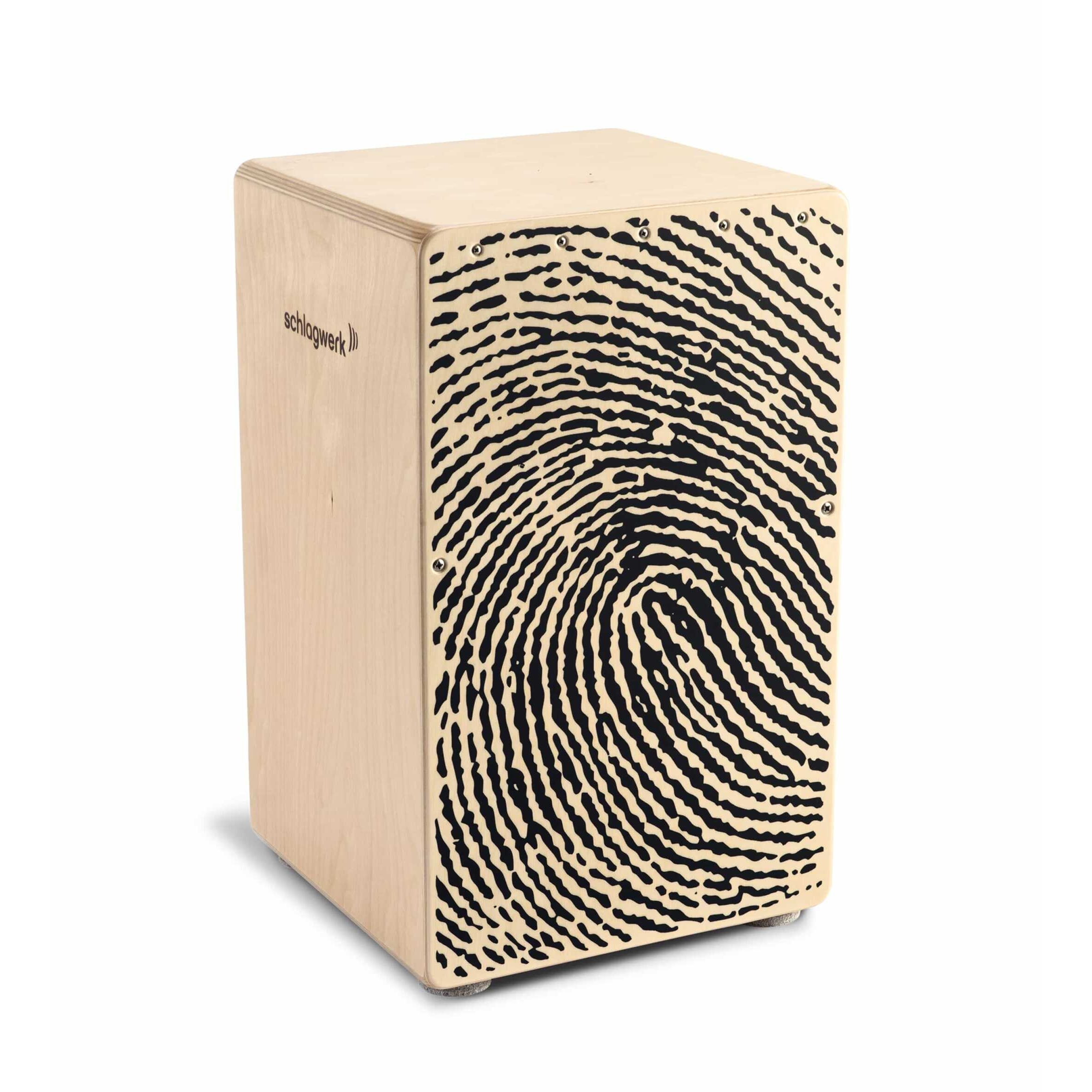 Schlagwerk Cajon X-One Fingerprint
