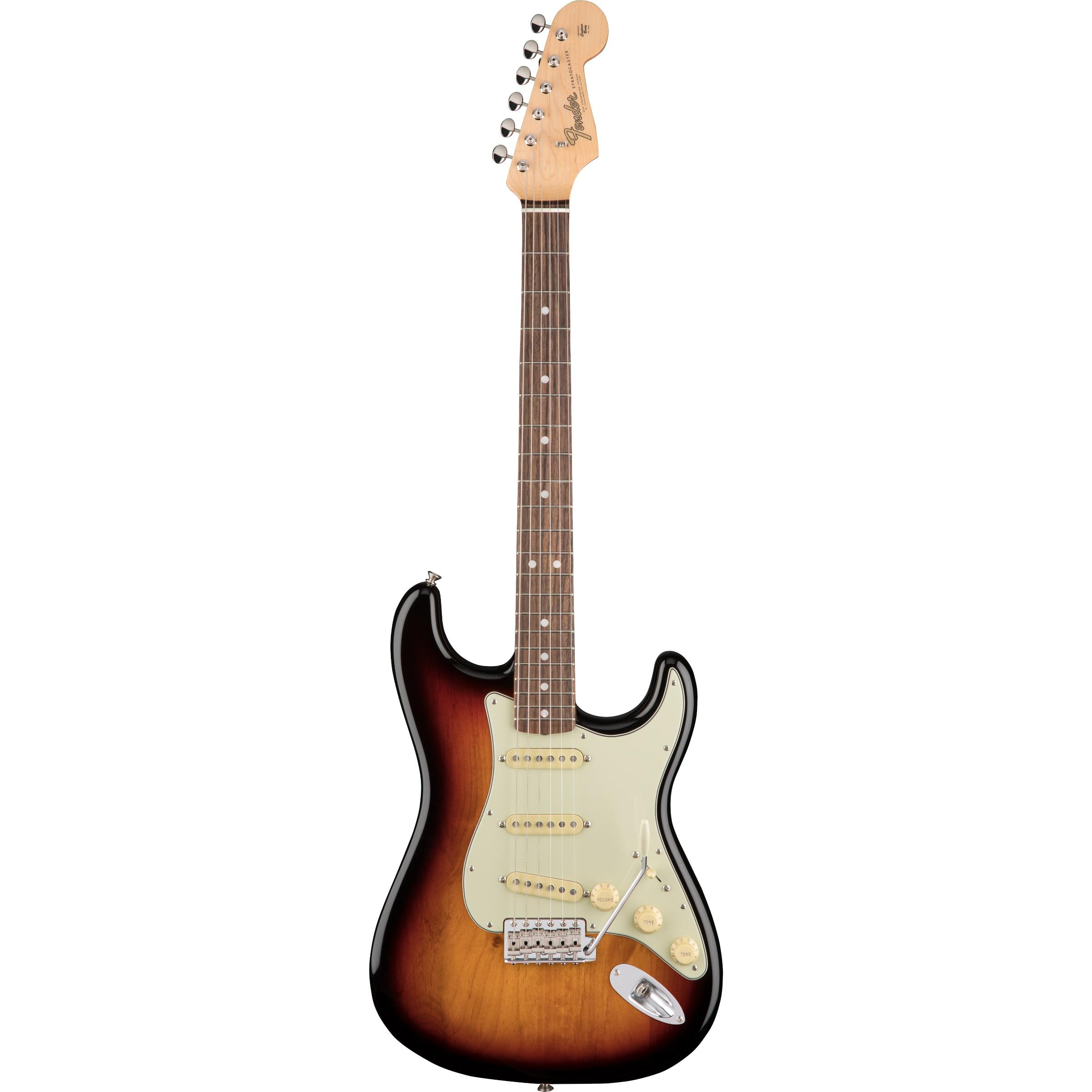 Fender American Original 60s Strat 3-Color Sunburst