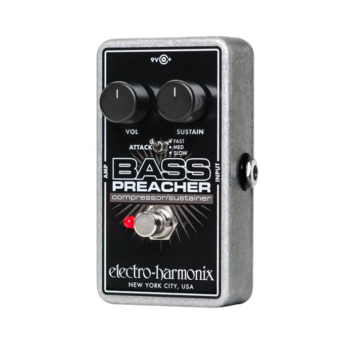 Electro Harmonix Bass Preacher Compressor/Sustainer