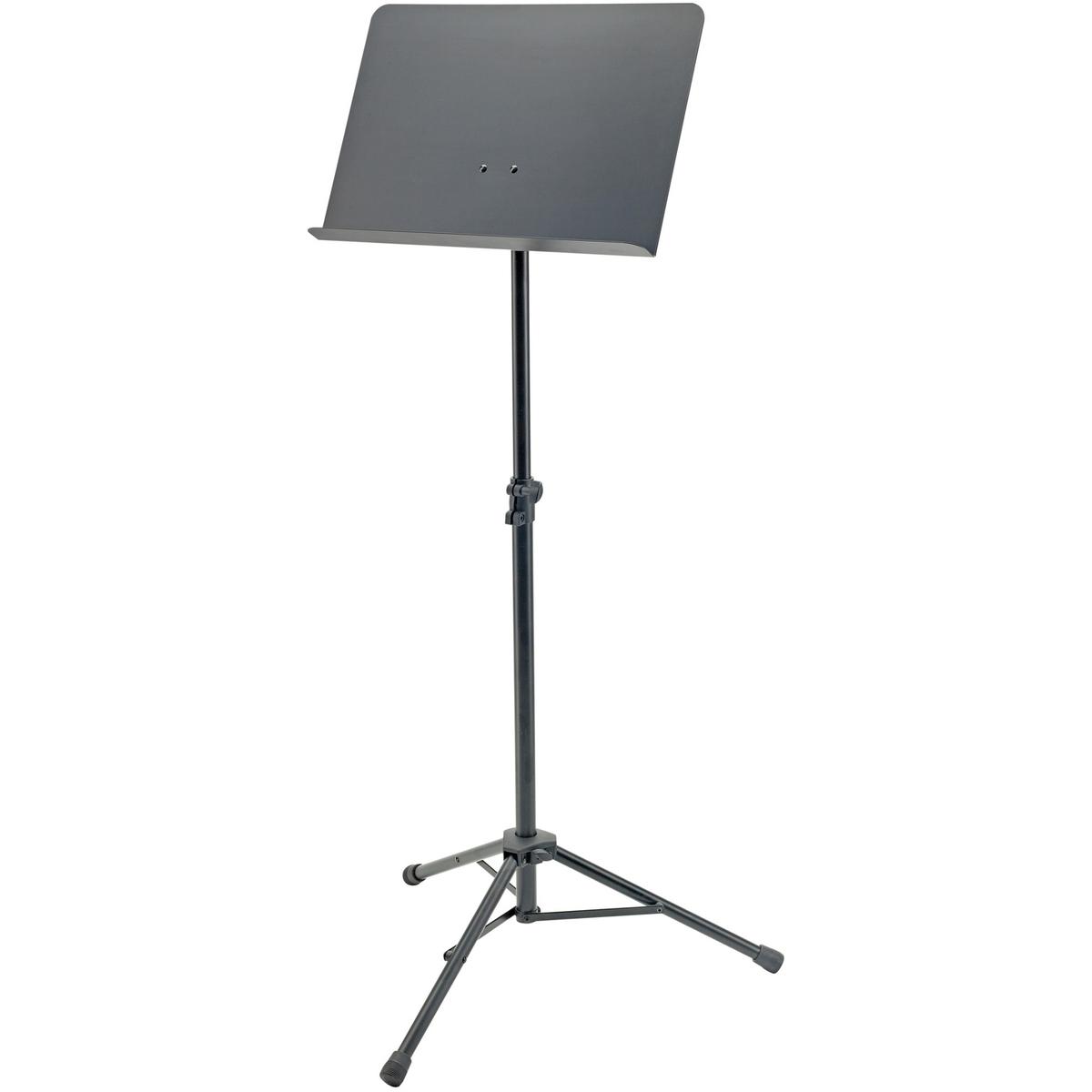 K&M 11960 Orchesternotenpult Stahl