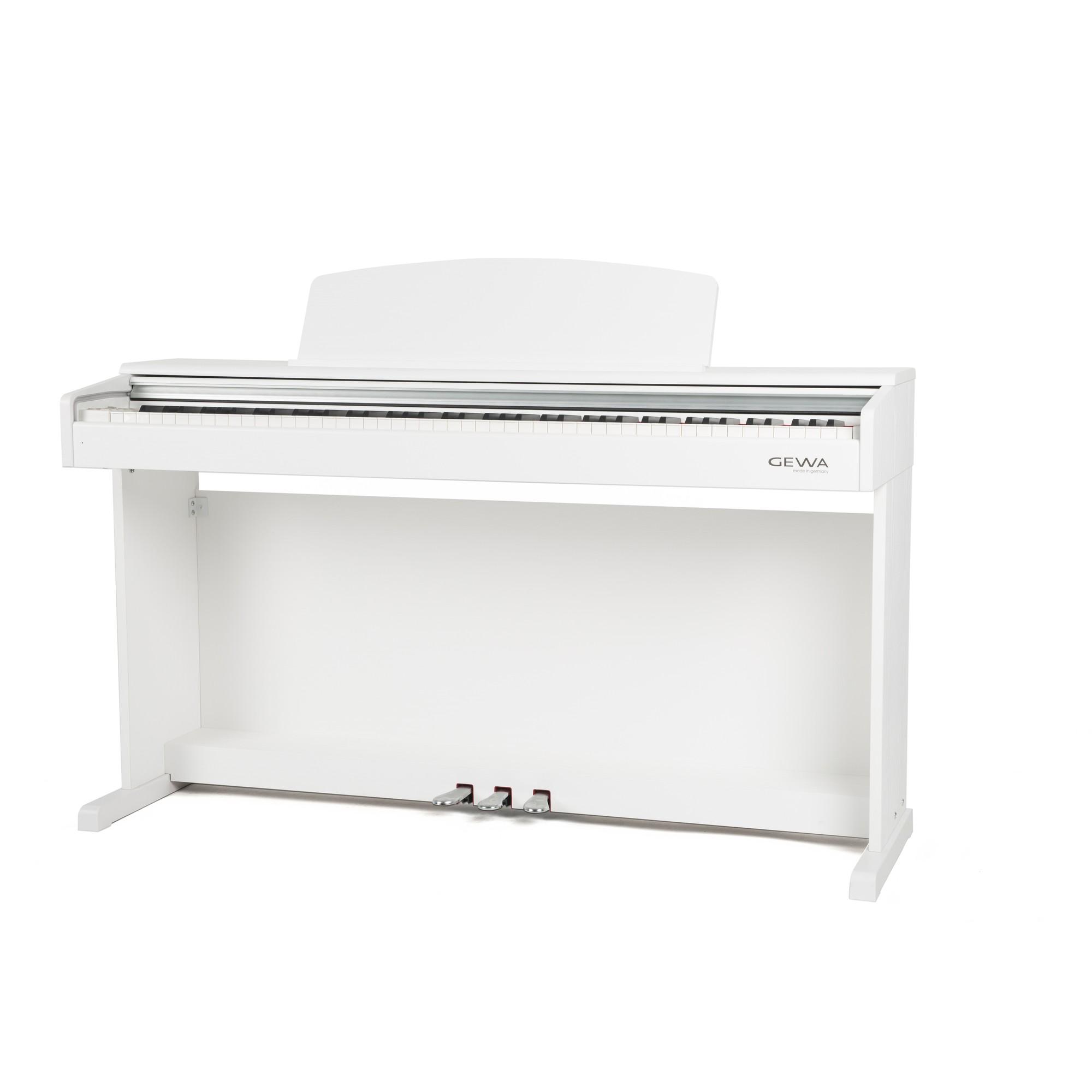 GEWA Digitalpiano DP 300 G weiß matt