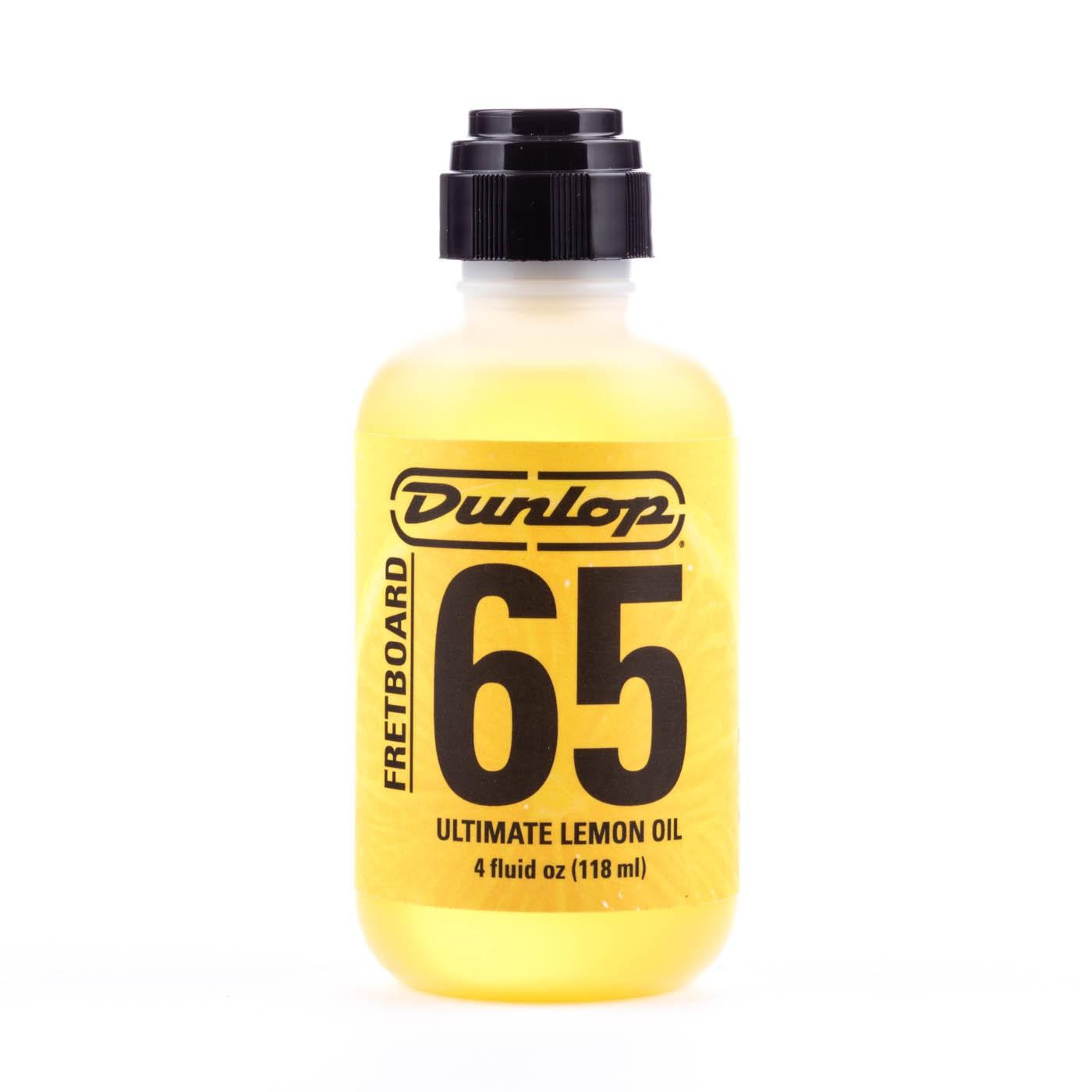 Dunlop Formula 65 Ultimate Zitronen/Lemon Oil