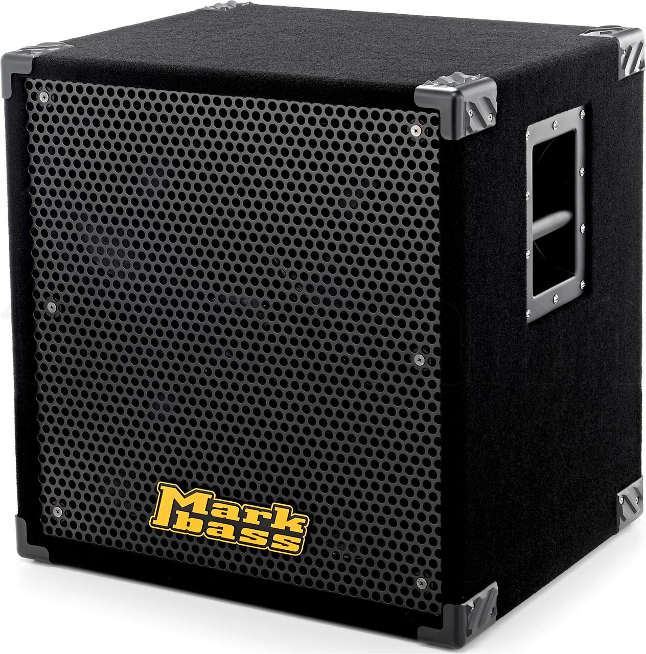 """Markbass Box STD 104HR 800W 8Ohm 4x10"""" + TW Blackline"""