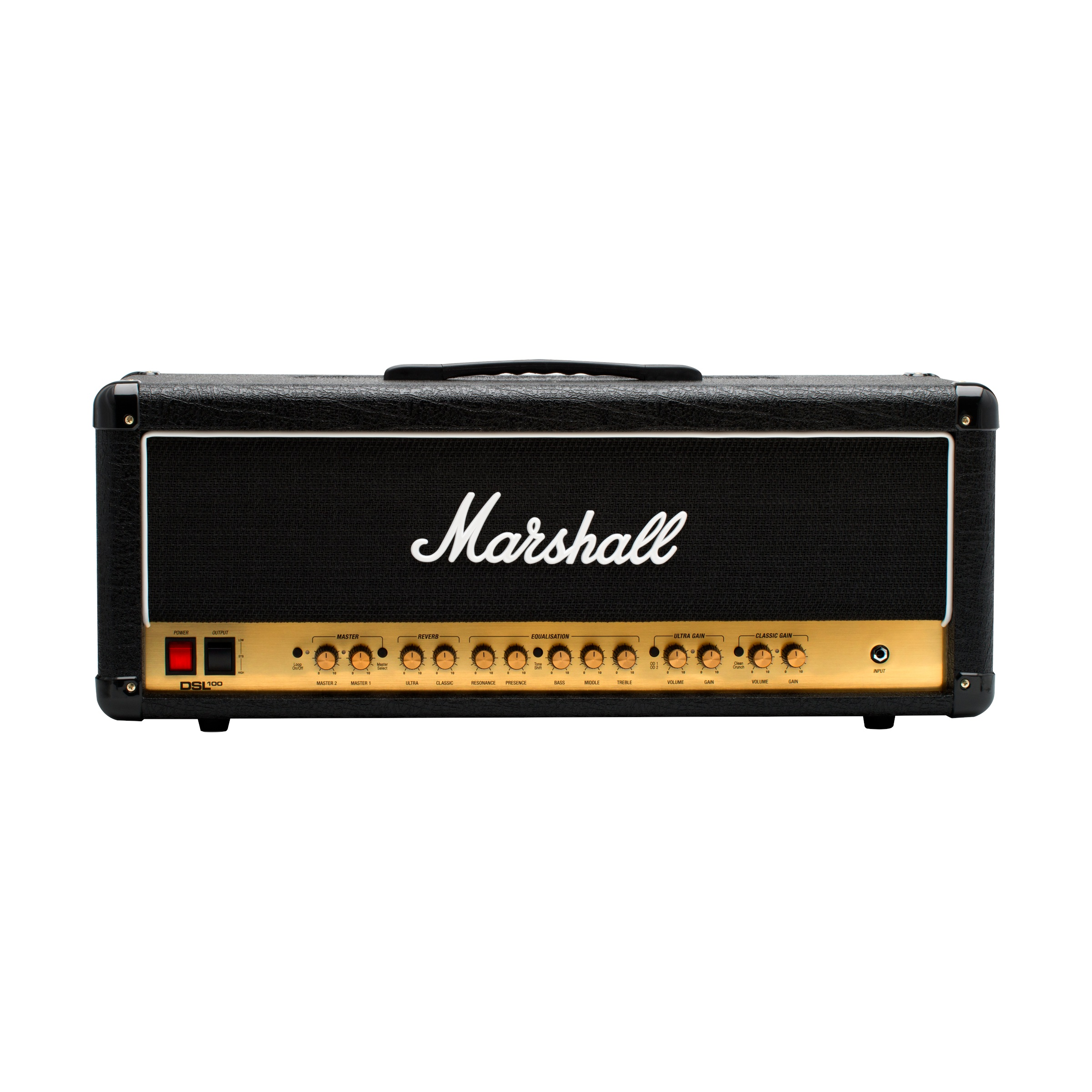 Marshall DSL100HR Topteil