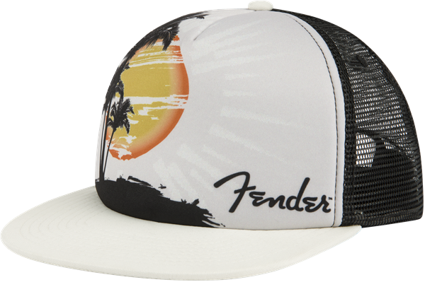Fender California Series Sunset Hat