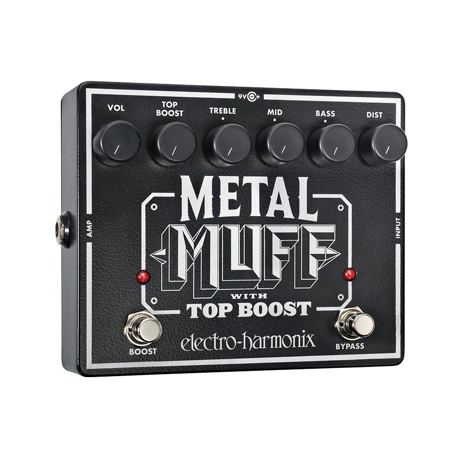 Electro Harmonix Metal Muff + Top Boost