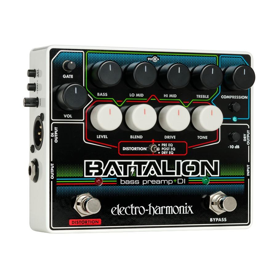 Electro Harmonix Battalion Bass Preamp