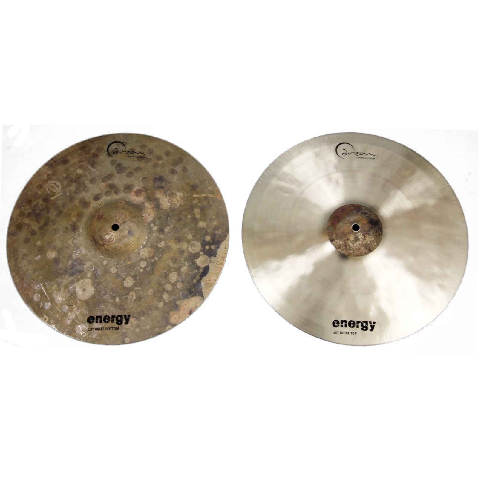 "Dream Cymbals Energy Series 15"" Hihat"