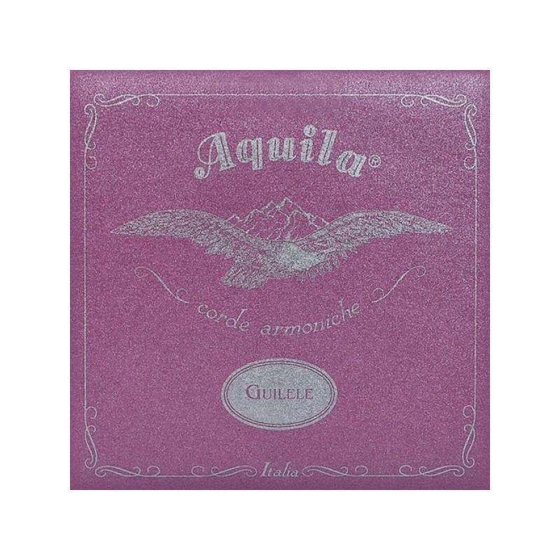 Aquila Saiten für Guitalele / Guilele a-e-c-G-D-A