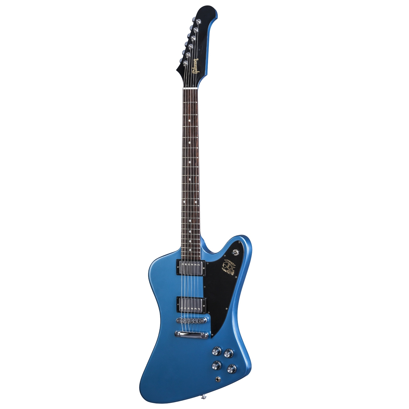 Gibson Firebird Studio T 2017 Pelham Blue inkl. Tasche