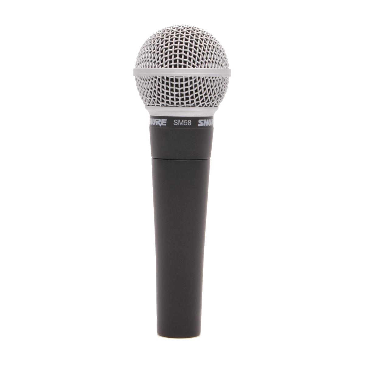 Shure SM 58 LCE Gesangsmikrofon ohne Schalter