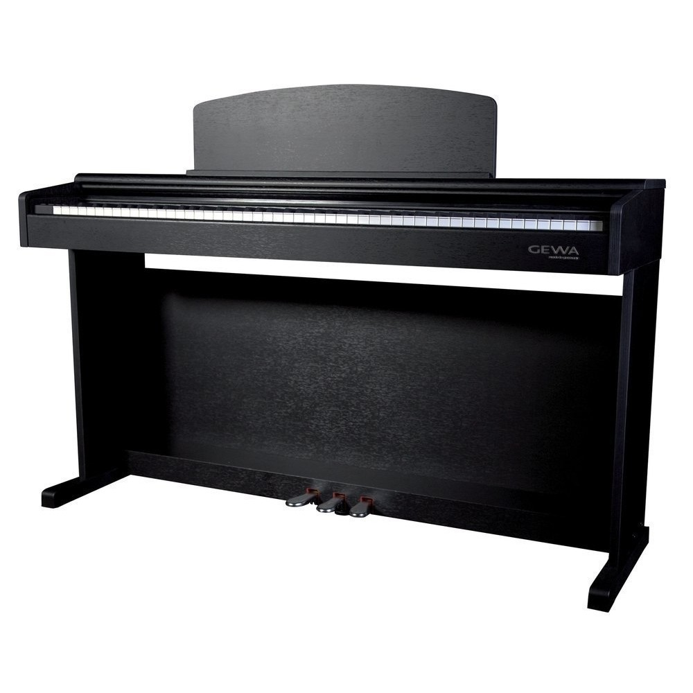 GEWA Digitalpiano DP 300 G schwarz matt