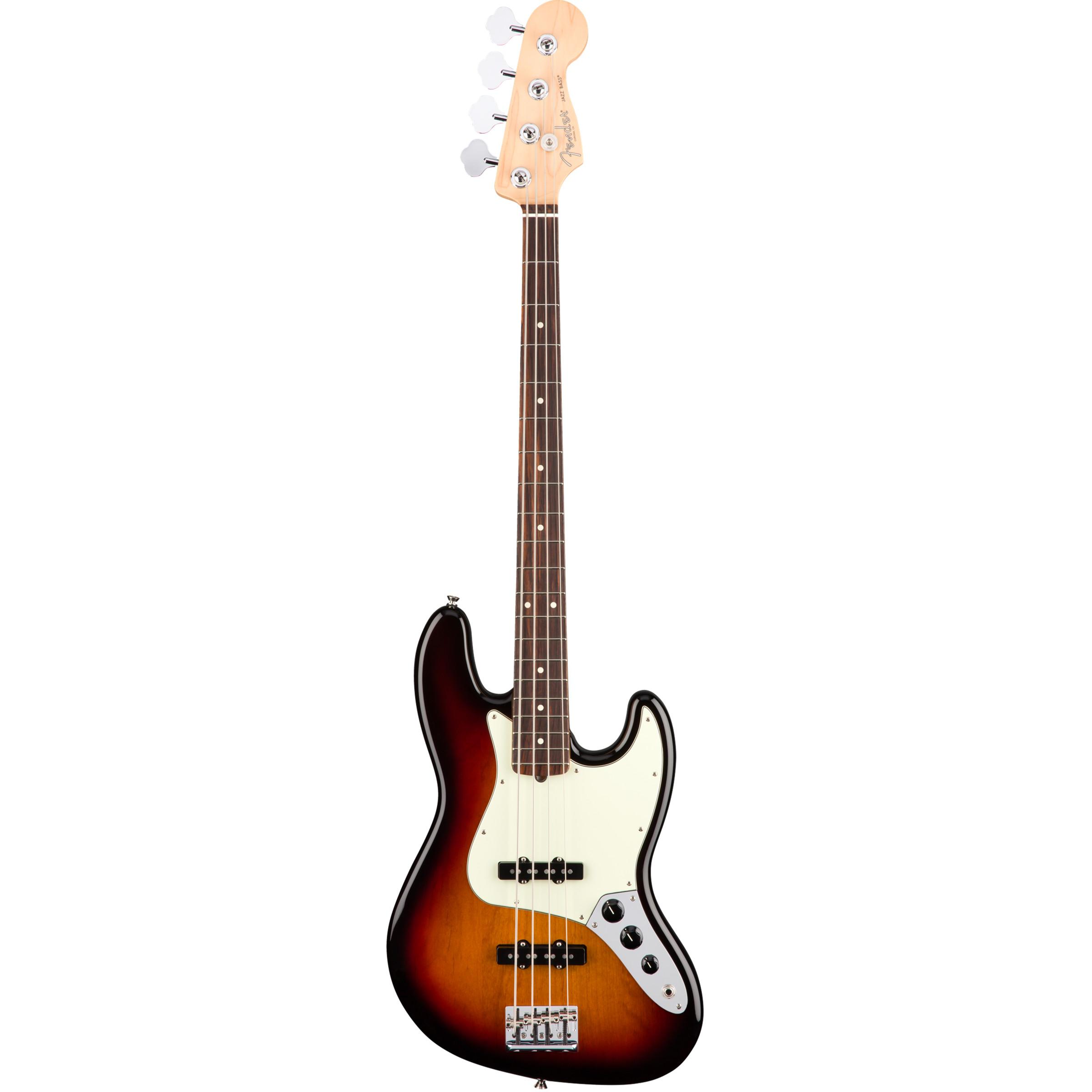 Fender American Pro Jazz Bass RW 3-Color Sunburst