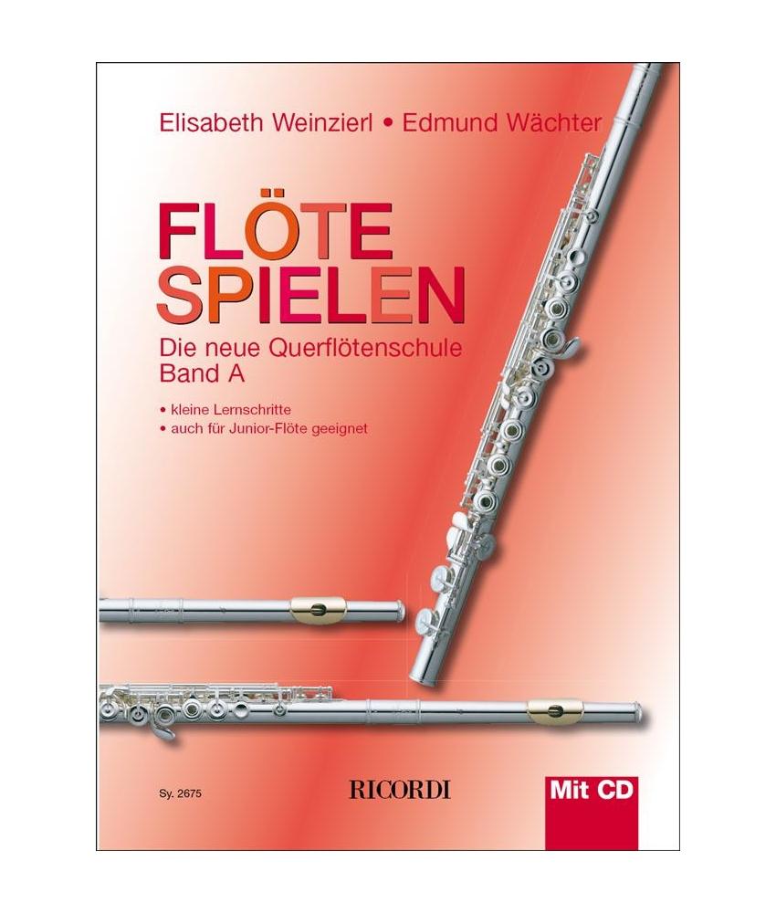 Flöte spielen A