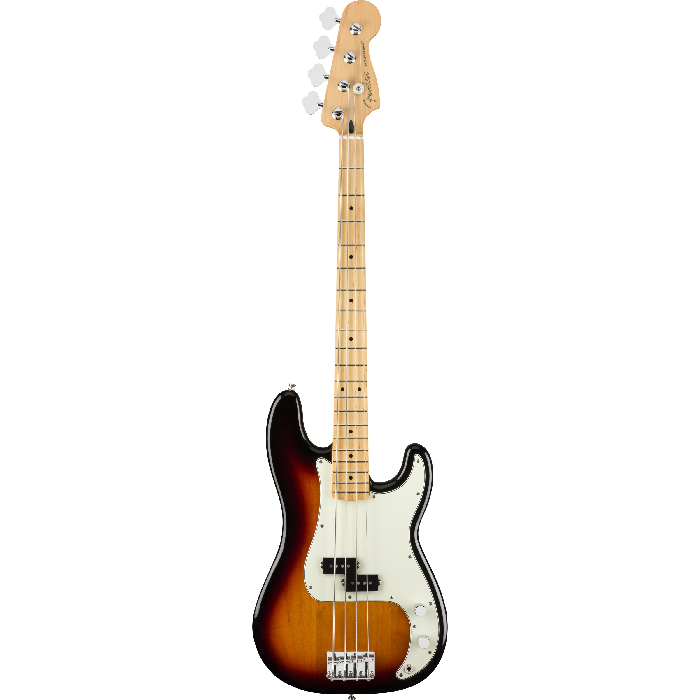 Fender Player Precision Bass®, Maple Fingerboard, 3TS