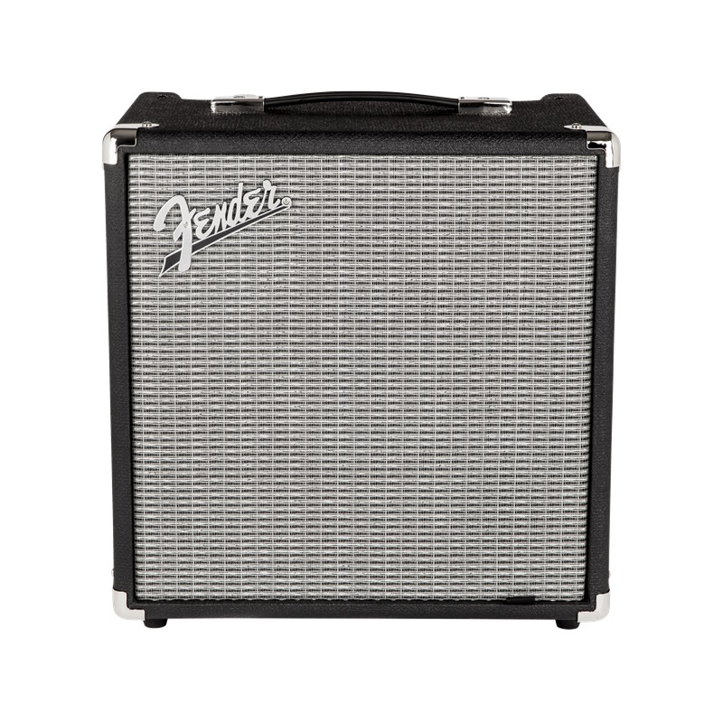 Fender Rumble 25 V3 Black/Silver