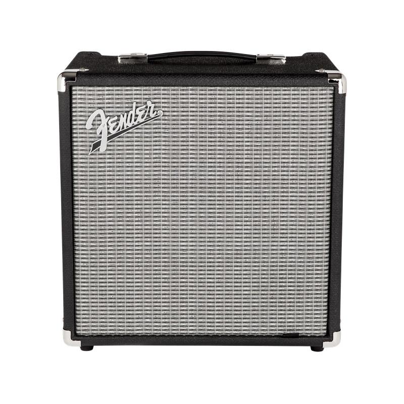 Fender Rumble 25 V3 Black/Silver
