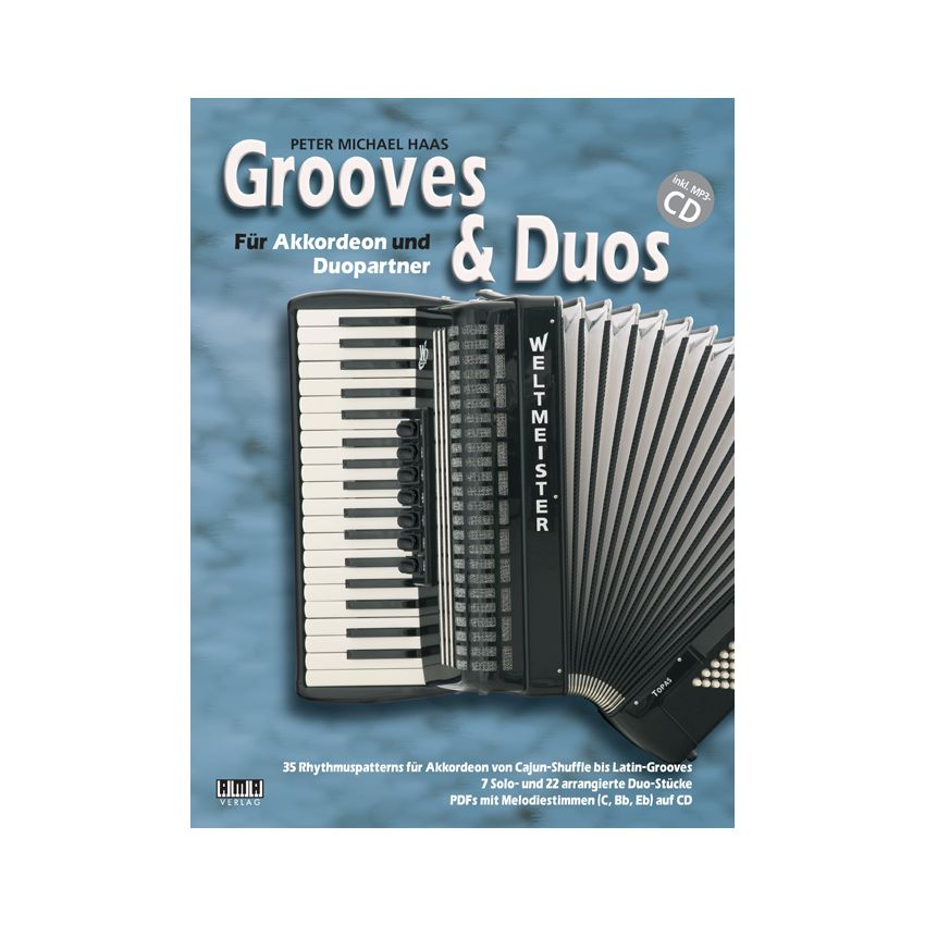 Accordion Tunes + Grooves