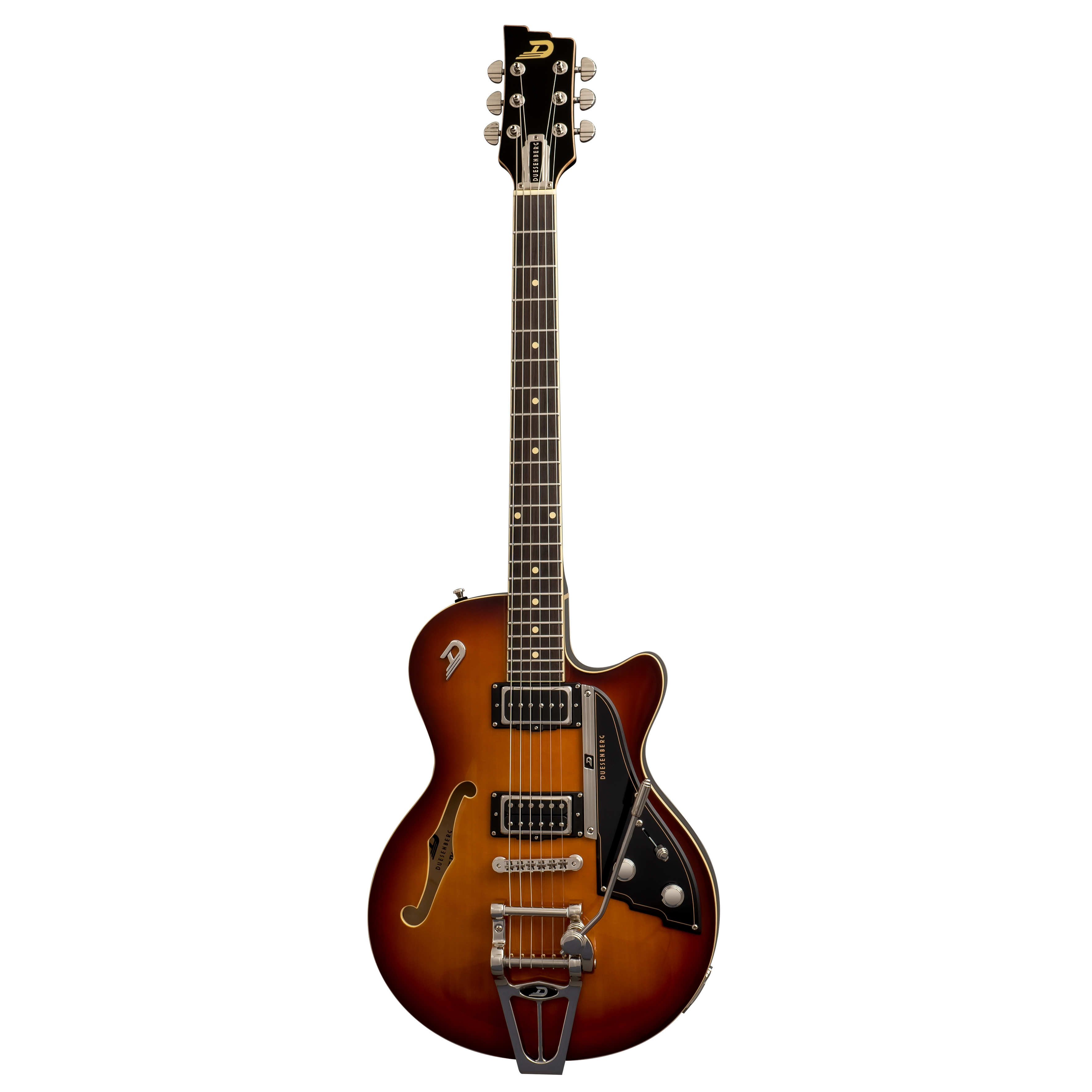 Duesenberg Starplayer TV Vintage Burst inklusive Koffer