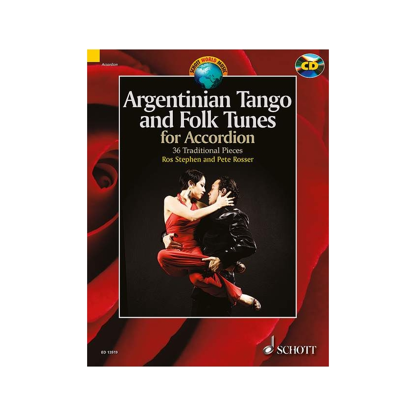 Argentinian Tango and Folk Tunes