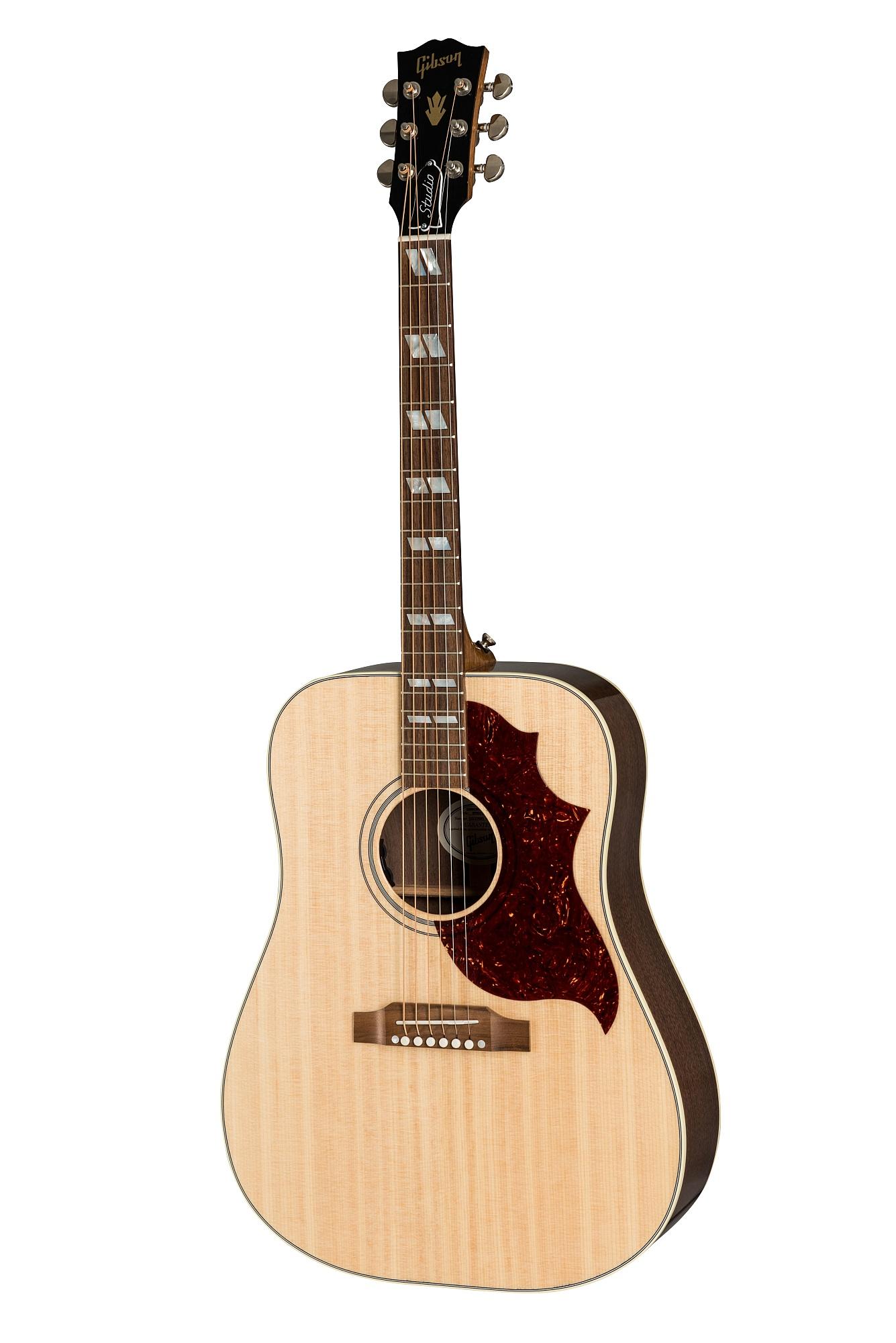 Gibson Hummingbird Studio Walnut inklusive Koffer