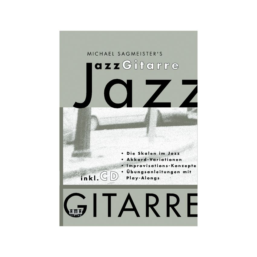 Sagmeister's Jazzgitarre