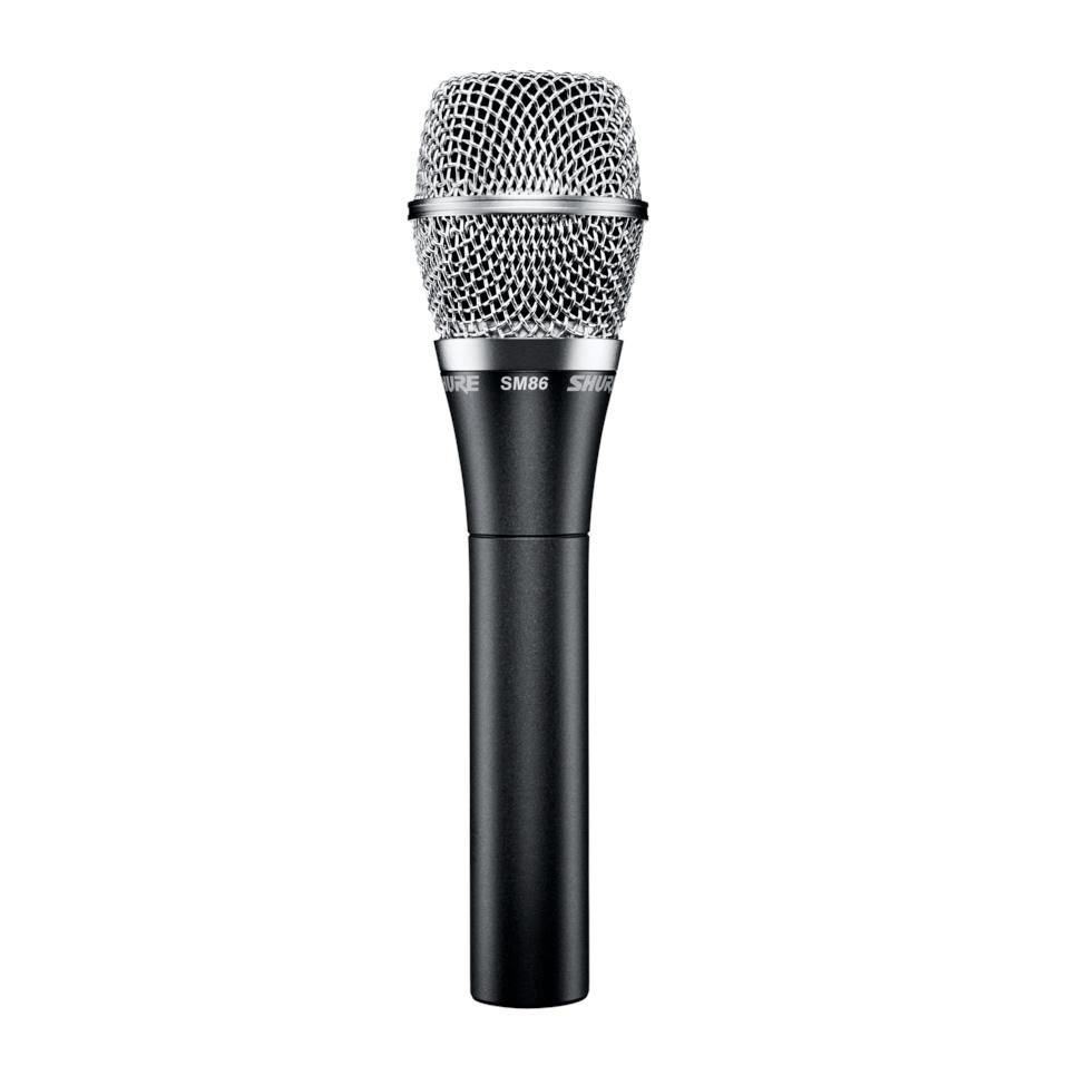 SHURE SM86 Kondesatormikrofon für Sprache und Gesang