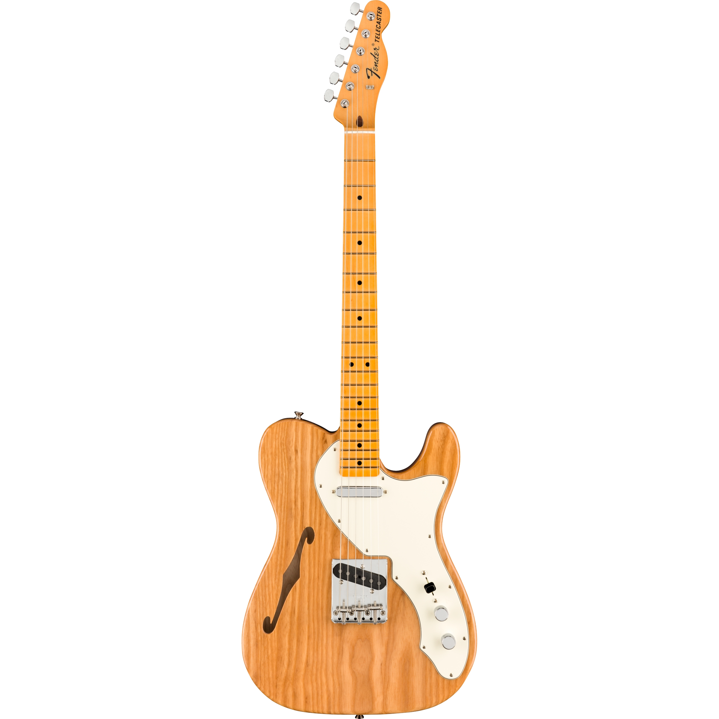 Fender American Original 60s Telecaster® Thinline, MN, Aged Natural