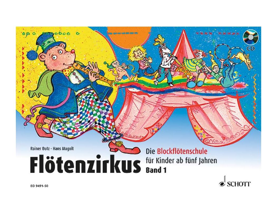 Flötenzirkus 1